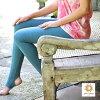 阴和阳印度植物园地区瑜伽穿,瑜伽裤,服装、 紧身裤、 海沟、 瑜伽、 裤、 服装、 女士们,新的可爱,模式 (151bb06)