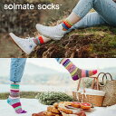 ソルメイト SOLMATE SOCKS セール クルー レジェンズコレクション 靴下 ソックス メンズ レディース 日本正規品