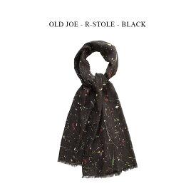 OLD JOE - R-STOLE - BLACK