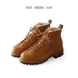 FEIT - HIKER - TAN【国内正規】ファイト フェイト《ハイカー》タン