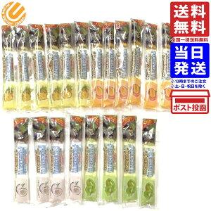 トロピカル スティック シャーベット 4種20本セット パインアップル マンゴー キウイ ココナッツ 送料無料