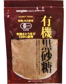 富士貿易 有機黒砂糖300g