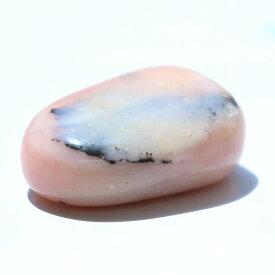 さざれ石 ピンクオパール (タンブル 天然石 パワーストーン カービング 置物 置き物 お守り 誕生日 プレゼント ギフト) メール便可
