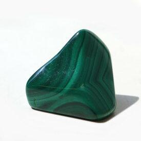 さざれ石 マラカイト3(タンブル)(天然石 パワーストーン カービング 置物 置き物 お守り) メール便不可