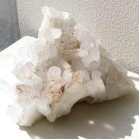 カンチェンジュンガ産ヒマラヤ水晶クラスター41(天然石 パワーストーン 原石)メール便不可