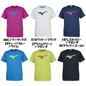 10%OFFクーポン対象◆MIZUNO◆2018年2月発売◆ジュニア Tシャツ 32JA8155JR テニス バドミントン ウェア ミズノ