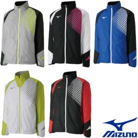 送料無料◆在庫処分◆MIZUNO ユニセックス ブレスサーモライトウォーマーシャツ 62JE8505 ミズノ テニス バドミントン ウェア
