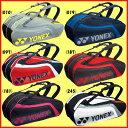 送料無料◆YONEX◆2017年8月中旬発売◆ラケットバッグ6(リュック付)〈テニス6本用〉 BAG1812R バッグ ヨネックス