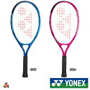 YONEX◆2020年1月下旬発売 YONEX EZONE JUNIOR 21 06EZJ21G ジュニアテニスラケット ヨネックス