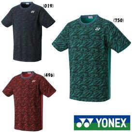 送料無料◆YONEX◆2021年3月上旬発売◆ユニセックス ゲームシャツ(フィットスタイル) 10413 ヨネックス テニス バドミントン ウェア