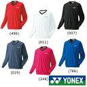 送料無料◆YONEX◆2017年1月下旬発売◆ユニセックス トレーナー 32019 テニス バドミントン ウェア ヨネックス