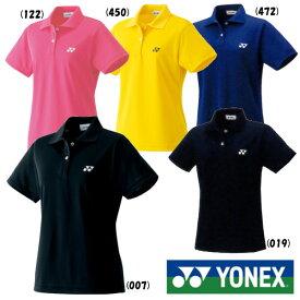 送料無料◆新色◆YONEX◆2019年1月下旬発売◆レディース ゲームシャツ 20300 テニス バドミントン ウェア ヨネックス