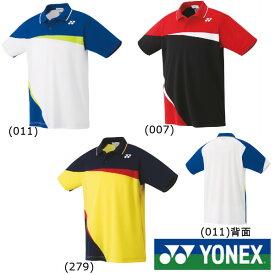 5%OFFクーポン対象◆送料無料◆YONEX◆2019年1月下旬発売◆ユニセックス ゲームシャツ 10306 テニス バドミントン ウェア ヨネックス