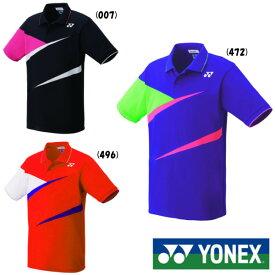 5%OFFクーポン対象◆送料無料◆YONEX◆2019年5月中旬発売◆ユニセックス ゲームシャツ 10317 テニス バドミントン ウェア ヨネックス