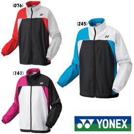 送料無料◆YONEX◆2019年8月下旬発売◆ジュニア 裏地付ウインドウォーマーシャツ 70069J テニス バドミントン ウェア ヨネックス