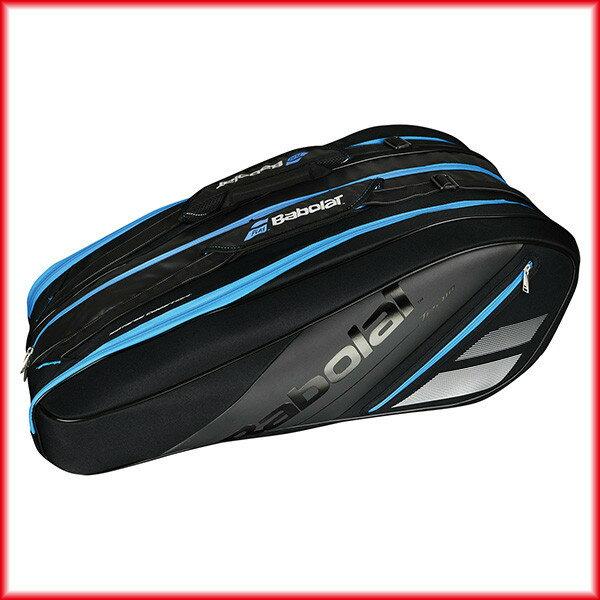 送料無料◆BabolaT◆2018年モデル◆ラケットバッグ(ラケット12本収納可) BB751155 バッグ バボラ