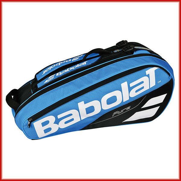 送料無料◆BabolaT◆2018年モデル◆ラケットバッグ(ラケット6本収納可) BB751171 バッグ バボラ