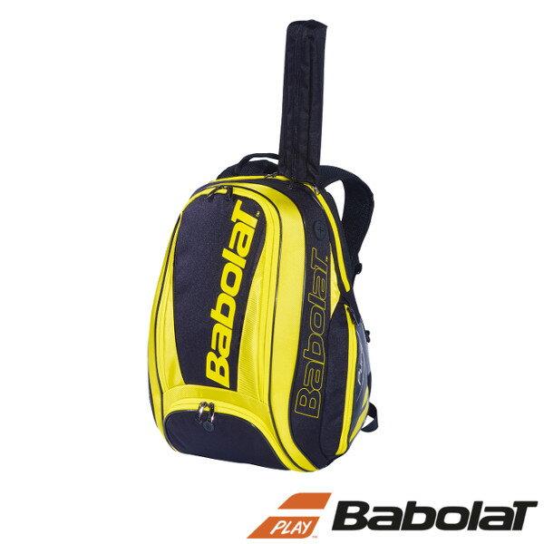 タイムセール◆送料無料◆BabolaT◆2018年10月発売◆バックパック(ラケット収納可) BB753074 バッグ バボラ