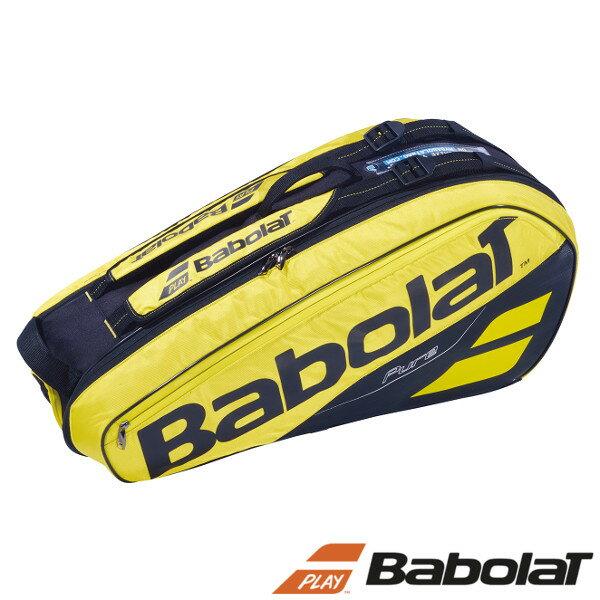 タイムセール◆送料無料◆BabolaT◆2018年10月発売◆ラケットバッグ(ラケット6本収納可) BB751182 バッグ バボラ