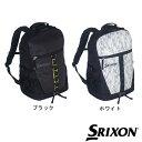 送料無料◆SRIXON◆バックパック(ラケット2本収納可) SPC-2911 スリクソン バッグ