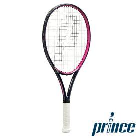 送料無料◆prince◆2017年3月発売◆SIERRA 25 7TJ052 ジュニア 硬式テニスラケット プリンス