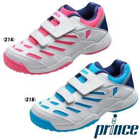 送料無料◆Prince◆2019年7月発売◆ジュニアオールコート用シューズ DPS953 テニスシューズ オールコート用 プリンス