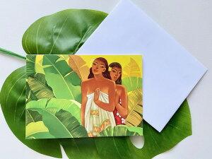 【Martin&MacArthur】マーティン&マッカーサー Tim Nguyen アート Blank card 白紙カード Greeting card グリーティングカード レターセット お手紙 メッセージカード ギフト 贈り物 お祝い 封筒付き 海外