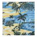 アルバム 写真 パームツリー やし ヤシ ブルー H 台紙が増やせる 日本製 ハワイアン雑貨 ハワイ雑貨 ハワイ ハワイアン 台紙 大容量 生…