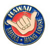 ハワイアン/ピンバッジ/ピンバッチ/ブローチ/蝶タック/ハワイアン雑貨/ハワイ雑貨/ハワイ/お土産/おしゃれ/バッチ/シャカ/ハングルース