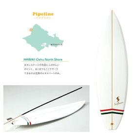 お香立て ミニチュアサーフボード サーフボード バーナー パイプライン 白 スティック インセンス お香 立て たて ハワイ雑貨 ハワイアン雑貨 インテリア 置物 ショートボード サーフィン サーフ おしゃれ 西海岸 カリフォルニア 模型