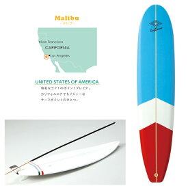 お香立て ミニチュア サーフボード バーナー マリブ トリコロール スティック インセンス お香 立て たて ハワイ雑貨 ハワイアン雑貨 インテリア 置物 ロングボード サーフィン サーフ おしゃれ 西海岸 模型 カリフォルニア