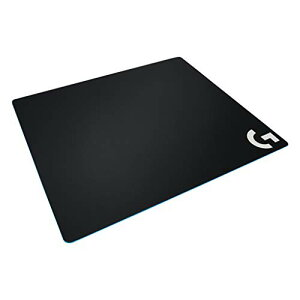 Logicool G ゲーミングマウスパット G640r クロス表面 大型サイズ 国内正規品