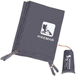 テントシート 防水 レジャーシート グランドシート 140cm*210cm 両面防水 日除け加工 紫外線カット 軽量 収納バッグ付き アウトドア