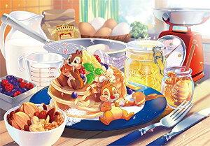 1000ピース ジグソーパズル ディズニー あま〜い誘惑(51x73.5cm) 【ピュアホワイト】