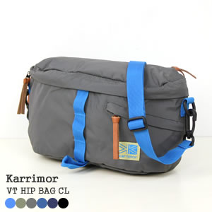 カリマー/Karrimor VT ヒップバッグ CL ウエストバッグ ショルダーバッグ ボディバッグ ポーチ VT HIPBAG CL【コンビニ受取可能】【a*】