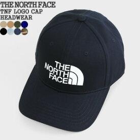 【クーポンで30%OFF】ノースフェイス/THE NORTH FACE TNFロゴキャップ ベースボールキャップ 帽子 TNF LOGO CAP NN02044 レディース メンズ【コンビニ受取可能】