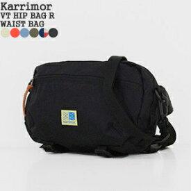 カリマー/Karrimor VTヒップバッグR ウエストバッグ ショルダーバッグ ボディバッグ ポーチ VT HIPBAG R メンズ レディース【a*】【コンビニ受取可能】