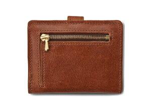 J.W.HULMEアメリカ製レザーウォレット二つ折り財布LINWOODSMALLWALLET