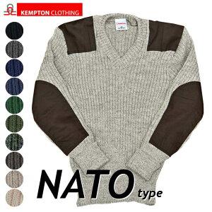 コンバットセーター[MADEINENGLAND]NATO軍タイプコマンドセーター