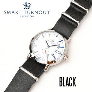 【20mm】SMARTTURNOUTスマートターンアウトNATOタイプ腕時計用レザーベルト