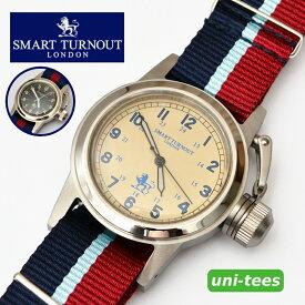 SMART TURNOUT リューズガード付き腕時計 スマートターンアウト
