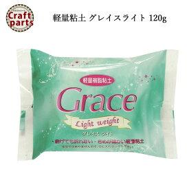 日清アソシエイツ N060 軽量樹脂粘土グレイスライト 120g 875