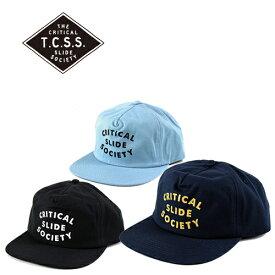TCSS ティーシーエスエス キャップ スナップバック LAYBACK CAP (ブラック/ネイビー/ブルー/メンズ/レディース/帽子/サーフ)