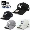 ニューエラ NEW ERA ニューヨーク ヤンキース ローキャップ 9TWENTY NEW YORK YANKEES (ブラック/ネイビー/ホワイト/ベージュ/キャップ/帽子/ゴルフ/NY)