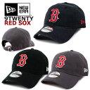 ニューエラ NEW ERA レッドソックス ローキャップ 9TWENTY BOSTON REDSOX (ネイビー/キャップ/帽子/ゴルフ/LA)