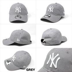 ニューエラNEWERAニューヨークヤンキースローキャップ9TWENTYNEWYORKYANKEES(ブラック/ネイビー/ホワイト/ベージュ/キャップ/帽子/ゴルフ/NY)