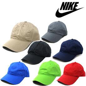 ナイキ キャップ ゴルフ ツイル NIKE Dri-FIT (ブラック/ネイビー/ホワイト/グレー/カーキ/ブルー/グリーン/レッド/ピンク/メンズ/レディース/テニス/ランニング/帽子/フリーサイズ/ストラップバックキャップ)
