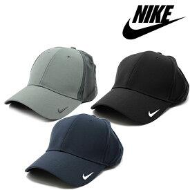 ナイキ キャップ NIKE Swoosh Legacy 91 Dri-FIT (ブラック/ホワイト/グレー/ブルー/ネイビー/メンズ/レディース/ゴルフ/テニス/ランニング/帽子/フリーサイズ/ストラップバックキャップ)