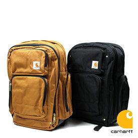 カーハート リュック バックパック CARHARTT LEGACY DELUXE WORK PACK 送料無料 (ブラック/ブラウン/バッグ/かばん/カバン)