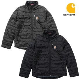 カーハート ジャケット 中綿 CARHARTT GILLIAM JACKET (ブラック/グレー/メンズ/ナイロン/キルティング/アウター/ブルゾン/送料無料)